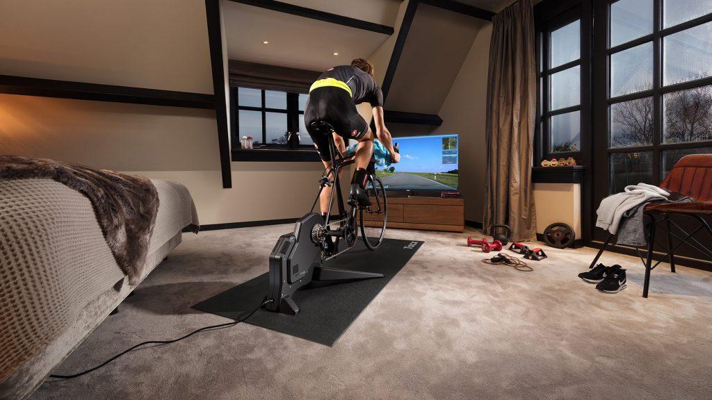 allenamento rulli indoor